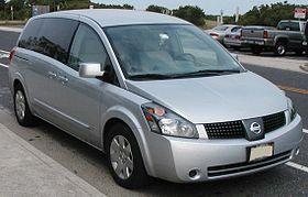 Nissan Quest III 2003 - 2009 Minivan #8