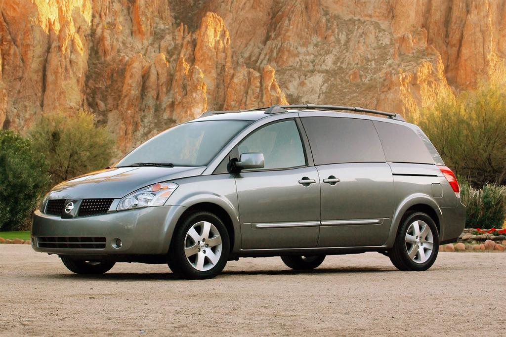 Nissan Quest III 2003 - 2009 Minivan #4