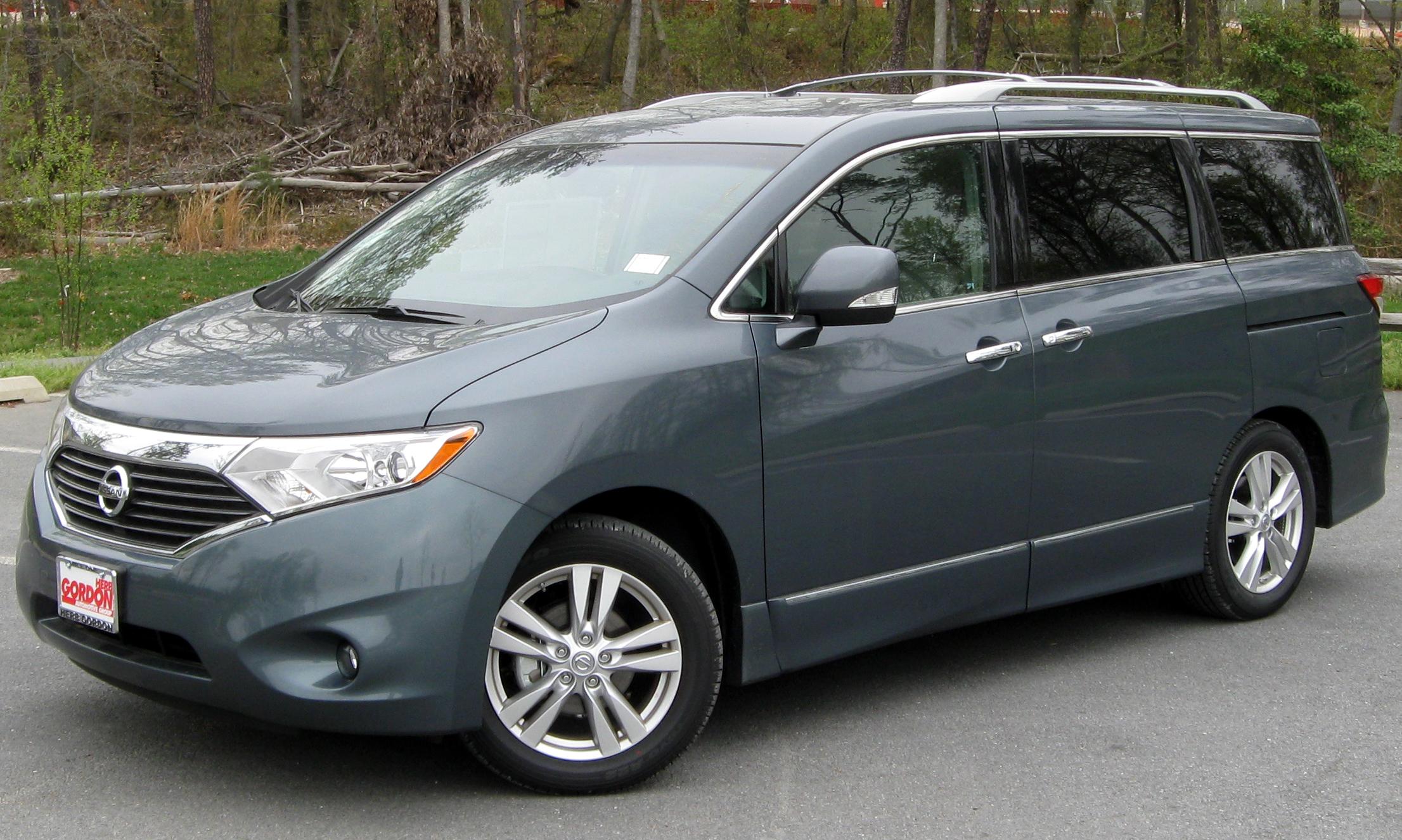 Nissan Quest IV 2010 - now Minivan #3