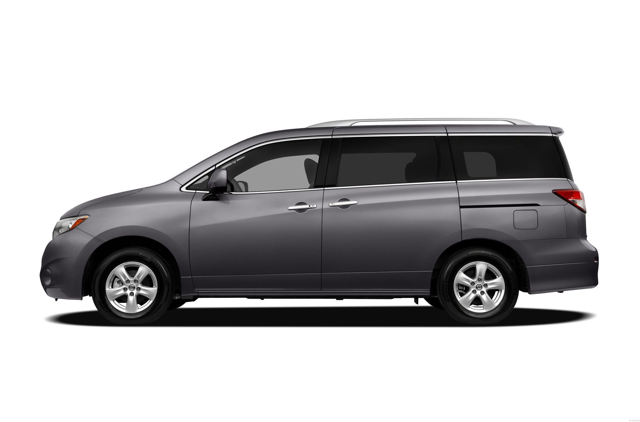 Nissan Quest IV 2010 - now Minivan #5