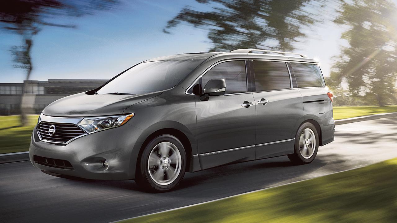 Nissan Quest IV 2010 - now Minivan #1