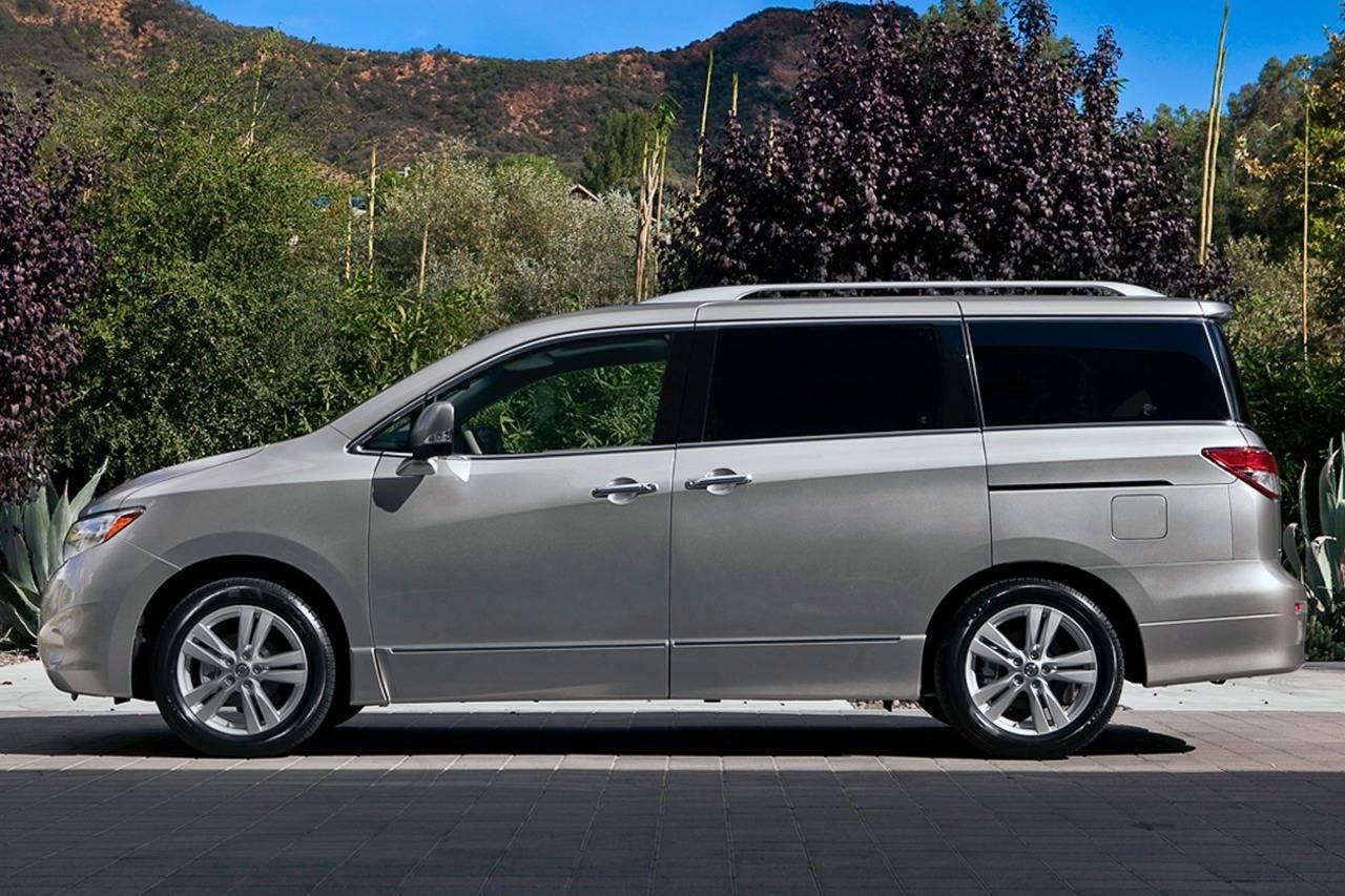 Nissan Quest IV 2010 - now Minivan #4