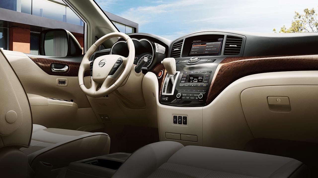 Nissan Quest IV 2010 - now Minivan #7