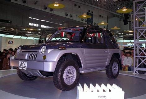 Nissan Rasheen 1994 - 2000 Station wagon 5 door #2