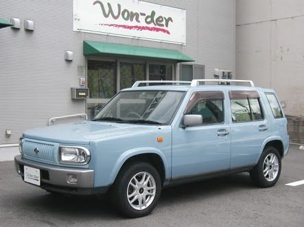 Nissan Rasheen 1994 - 2000 Station wagon 5 door #1