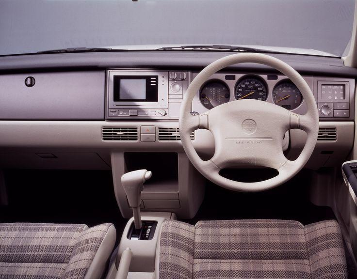 Nissan Rasheen 1994 - 2000 Station wagon 5 door #7