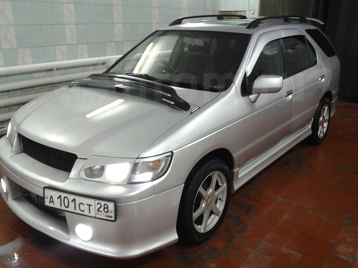 Nissan R'nessa 1997 - 2001 Station wagon 5 door #5