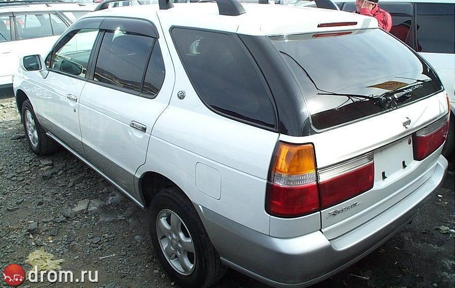 Nissan R'nessa 1997 - 2001 Station wagon 5 door #1