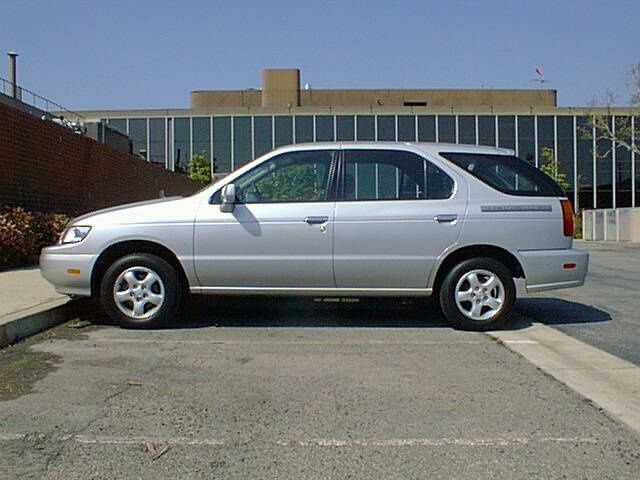 Nissan R'nessa 1997 - 2001 Station wagon 5 door #6