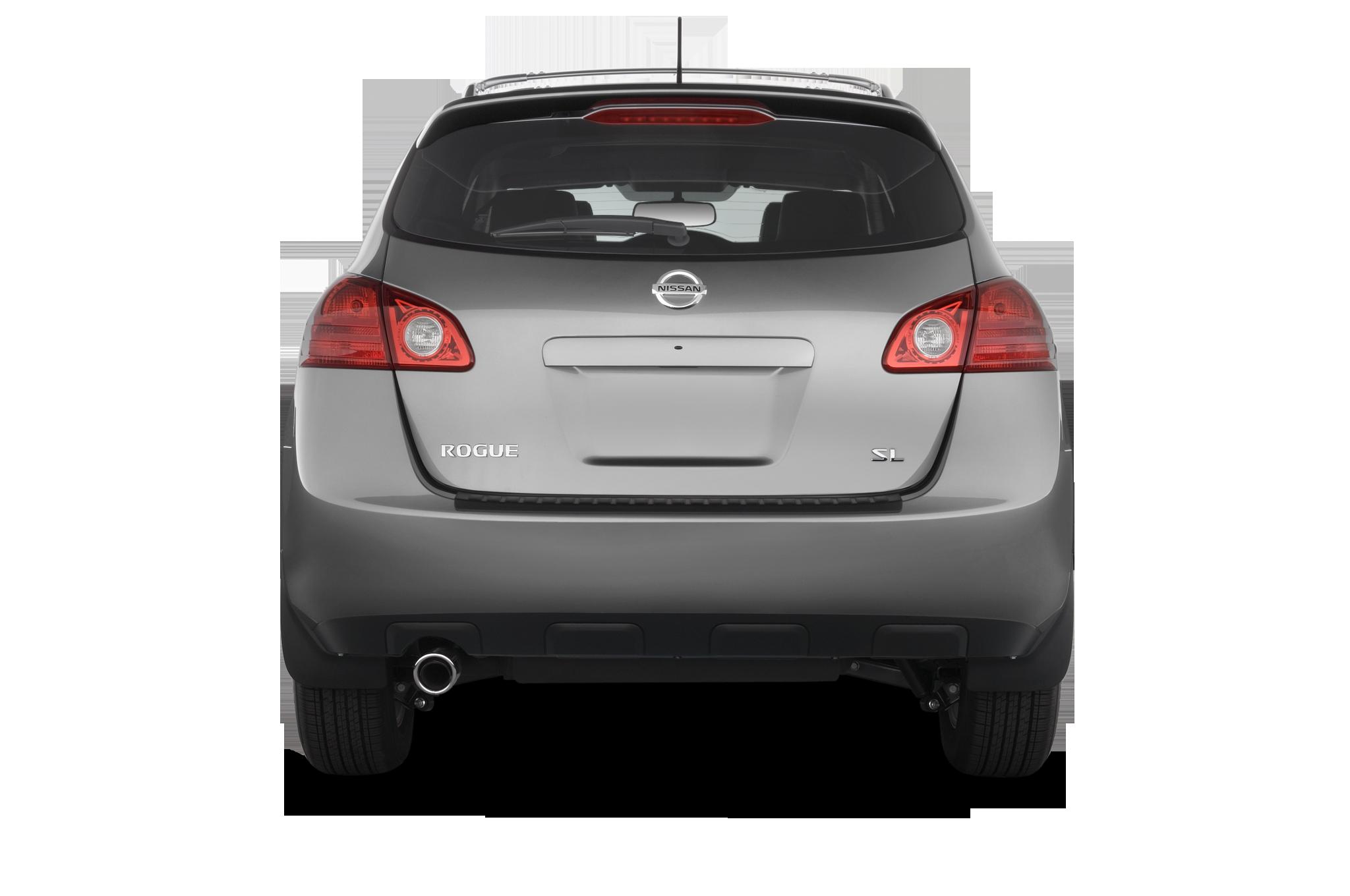 Nissan Rogue I 2007 - 2010 SUV 5 door #3