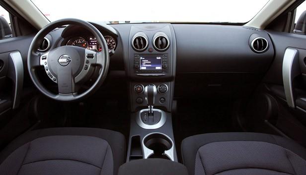 Nissan Rogue I 2007 - 2010 SUV 5 door #7