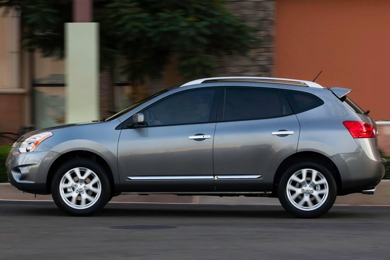 Nissan Rogue II 2013 - now SUV 5 door #6