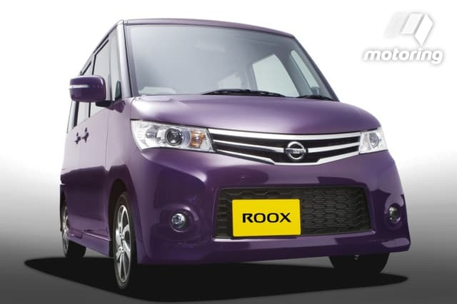 Nissan Roox 2009 - 2013 Microvan #4