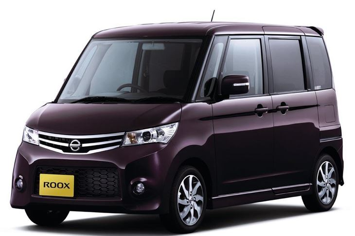 Nissan Roox 2009 - 2013 Microvan #6