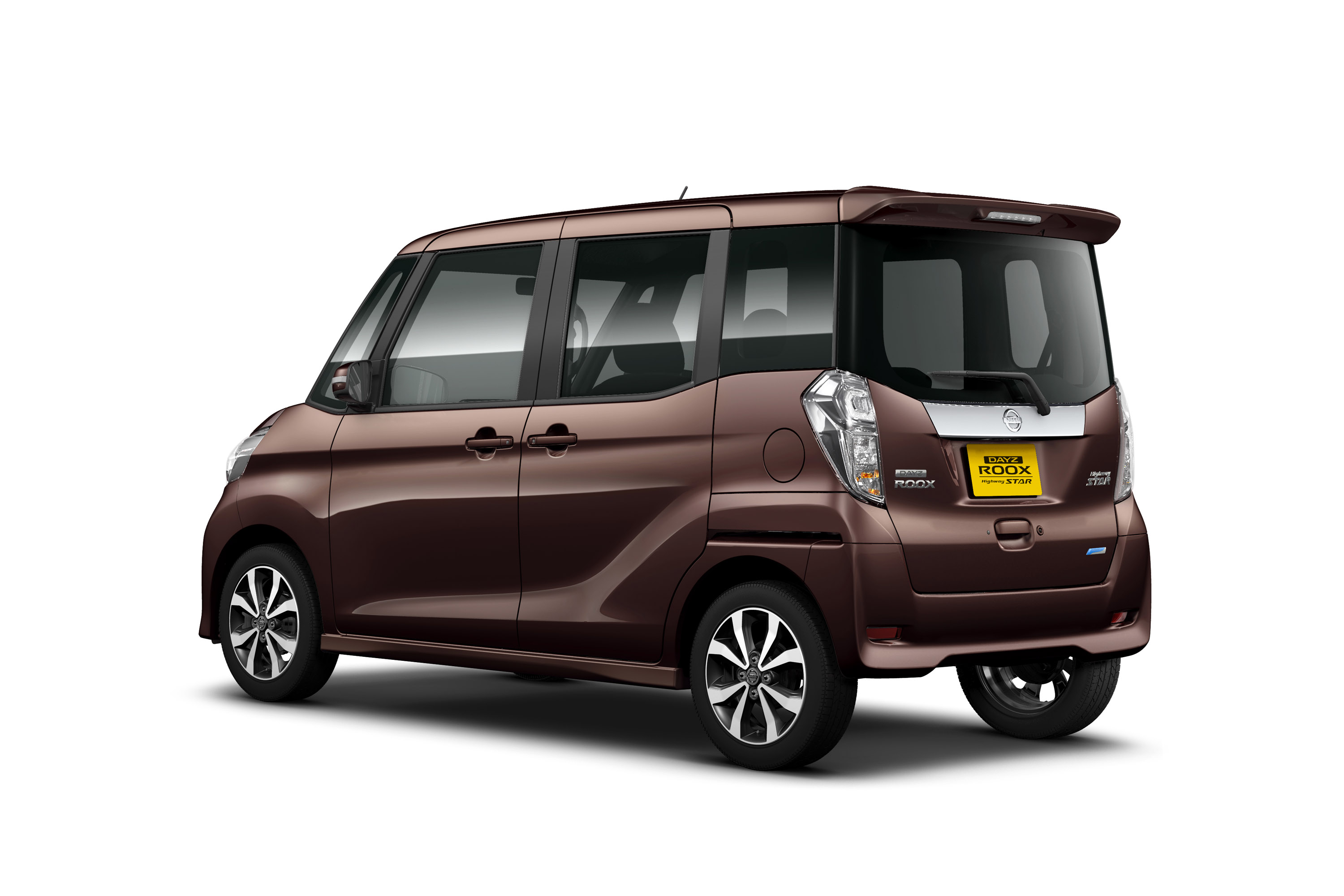 Nissan Roox 2009 - 2013 Microvan #5