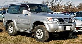 Nissan Safari V (Y61) 1997 - 2007 SUV 3 door #8
