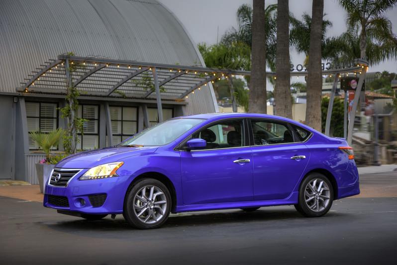 Nissan Sentra VII (B17) 2012 - now Sedan #6