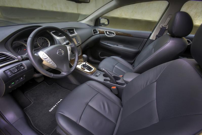 Nissan Sentra VII (B17) 2012 - now Sedan #2