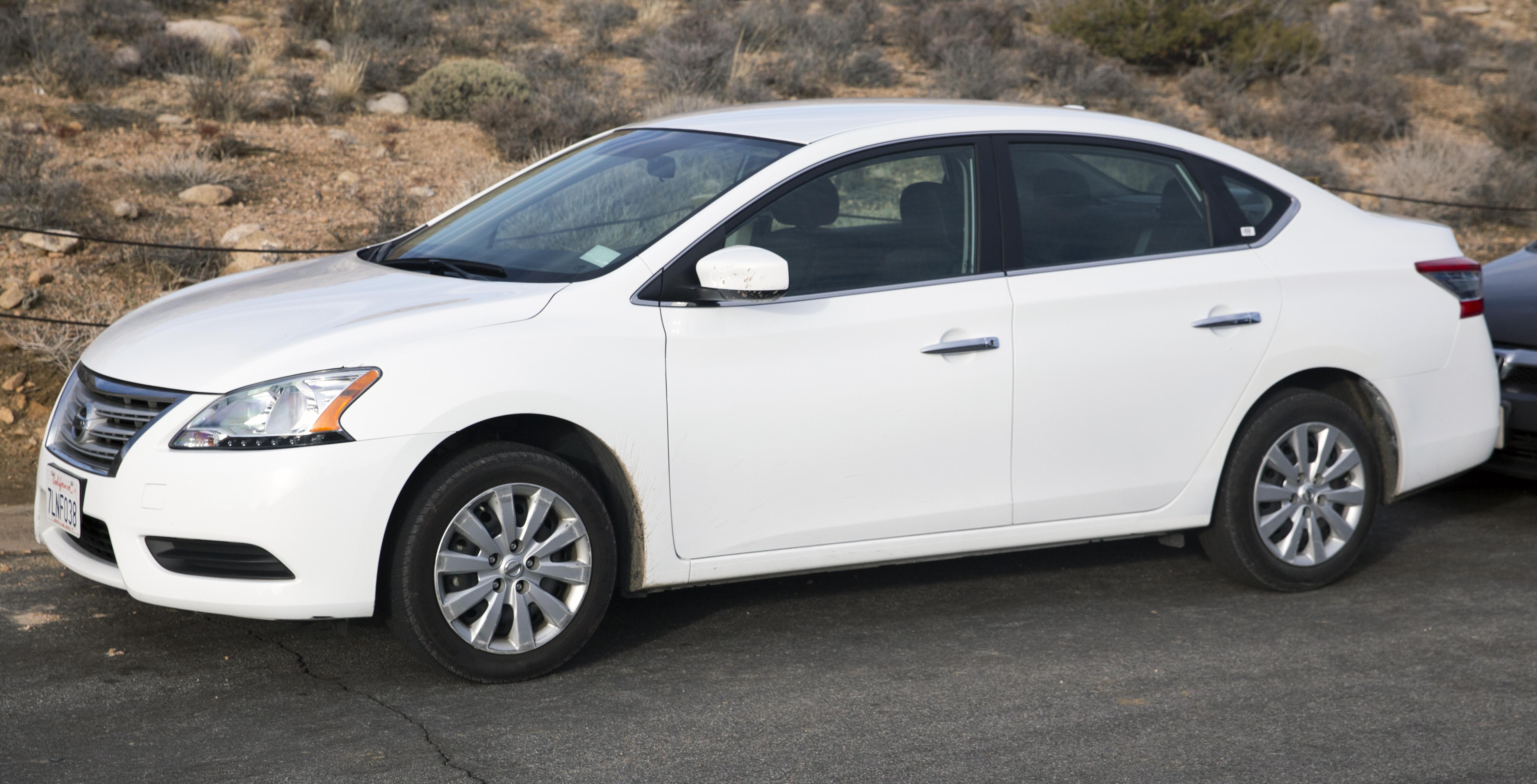 Nissan Sentra VII (B17) 2012 - now Sedan #4