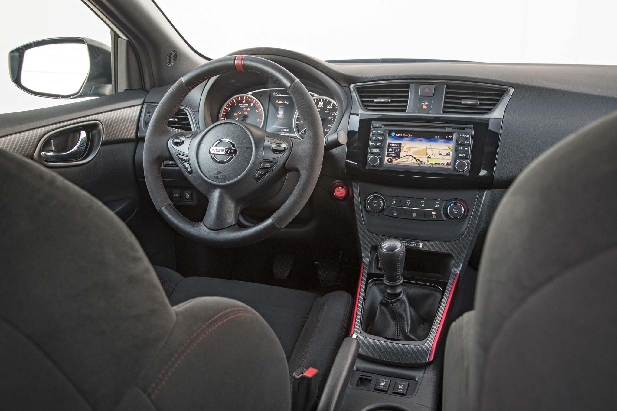Nissan Sentra VII (B17) 2012 - now Sedan #8
