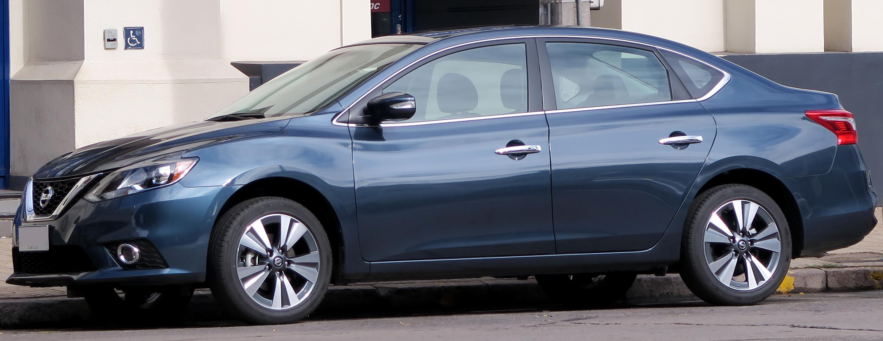 Nissan Sentra VII (B17) 2012 - now Sedan #7