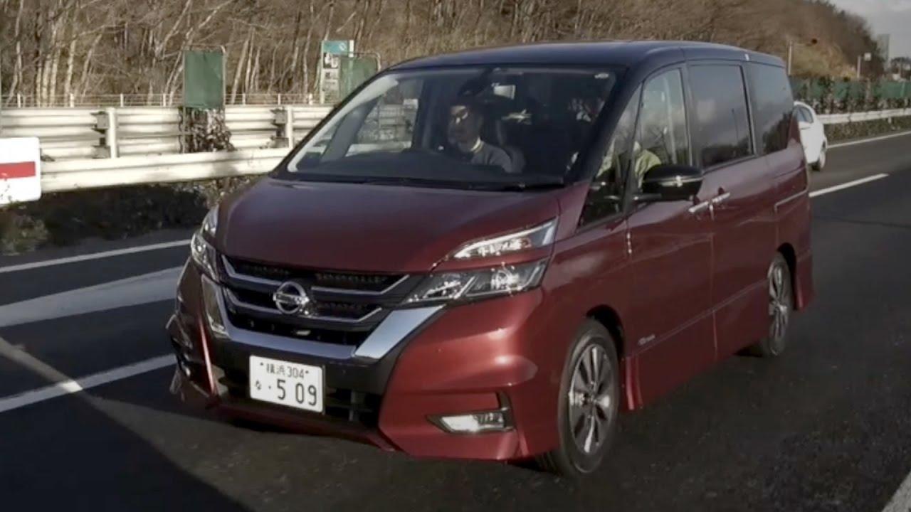 Nissan Serena V (C27) 2016 - now Minivan #5