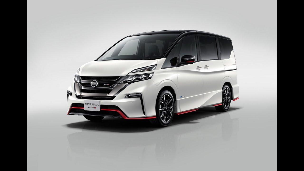 Nissan Serena V (C27) 2016 - now Minivan #1