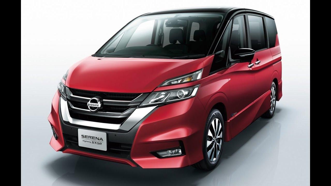 Nissan Serena V (C27) 2016 - now Minivan #6