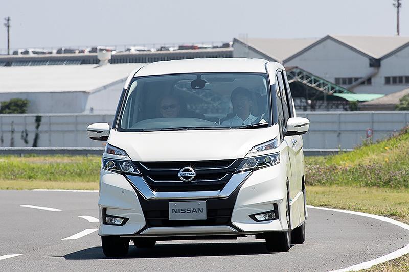 Nissan Serena V (C27) 2016 - now Minivan #4
