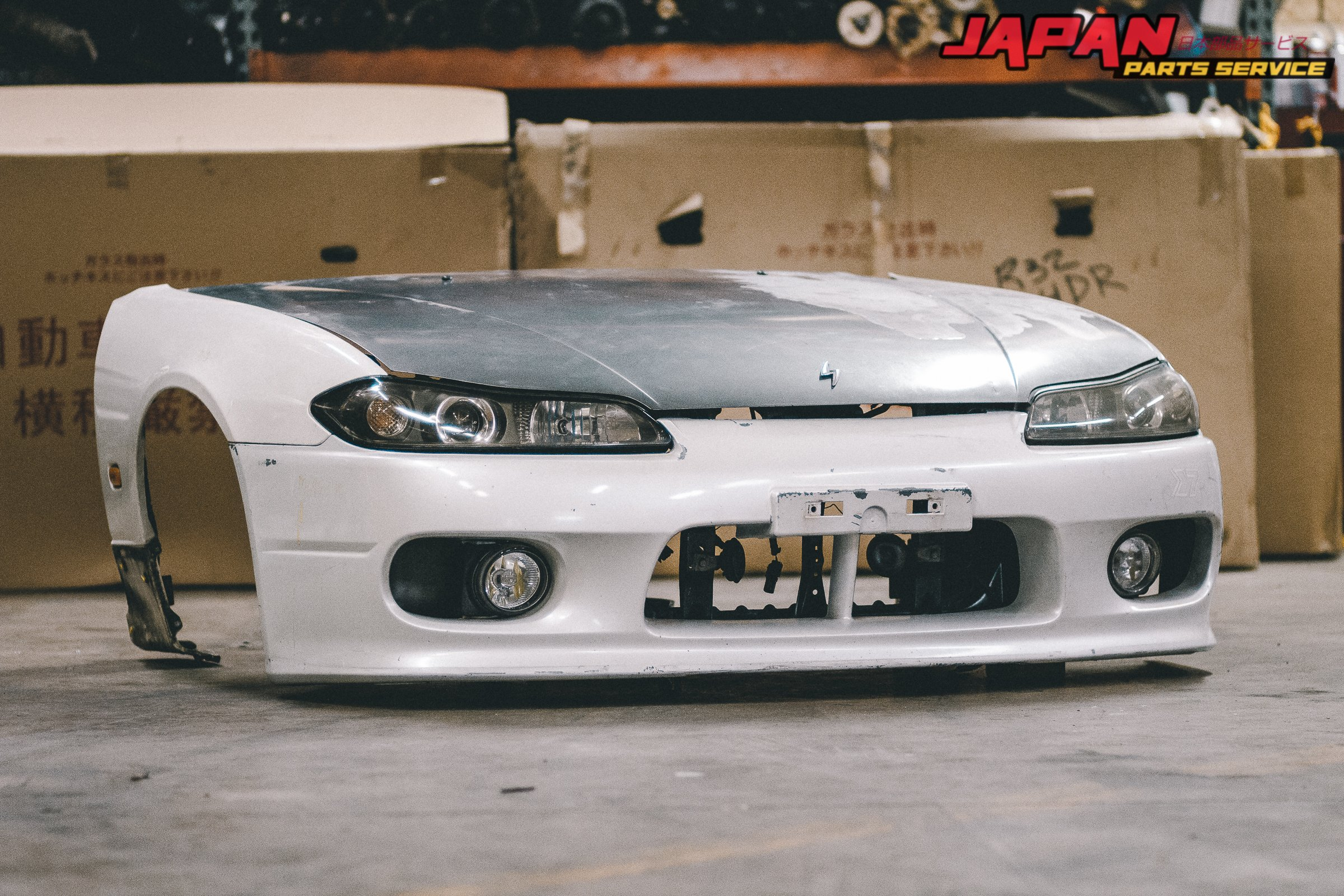 Nissan Silvia VII (S15) 1999 - 2002 Coupe #4