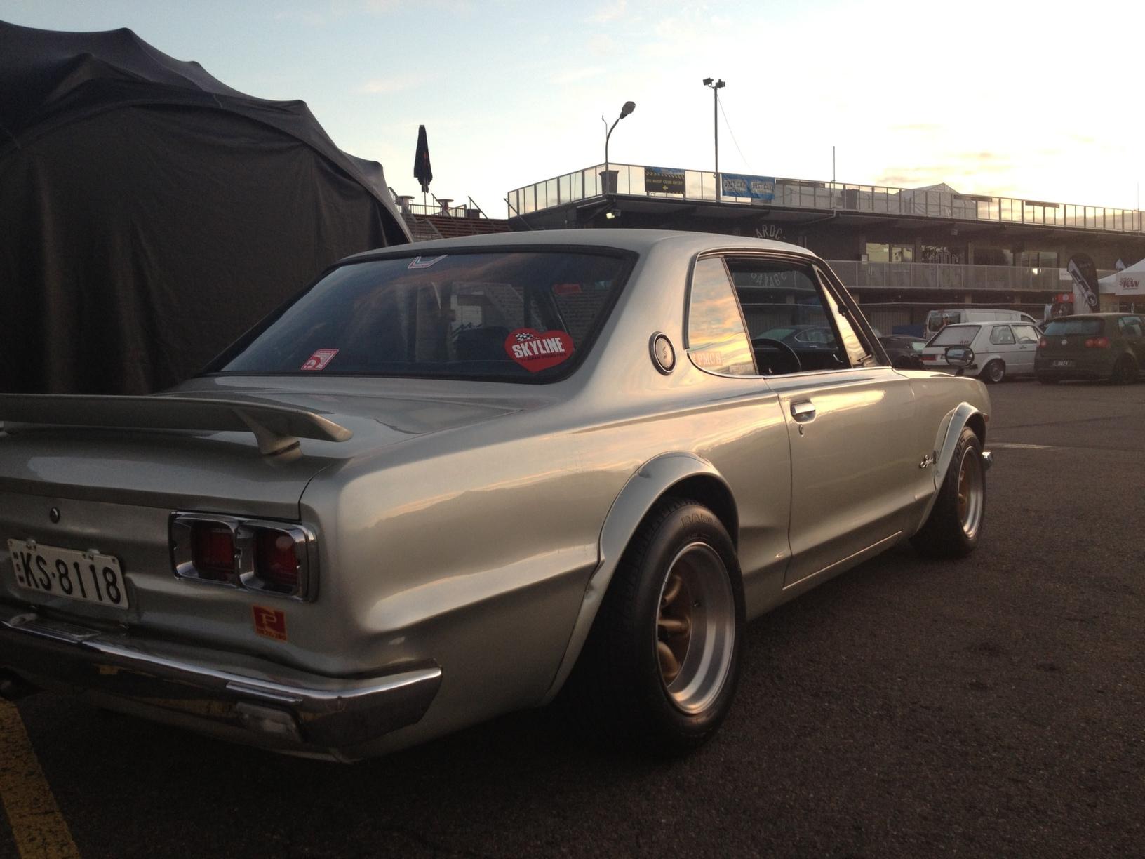 Nissan Skyline III (C10) 1968 - 1972 Coupe #1