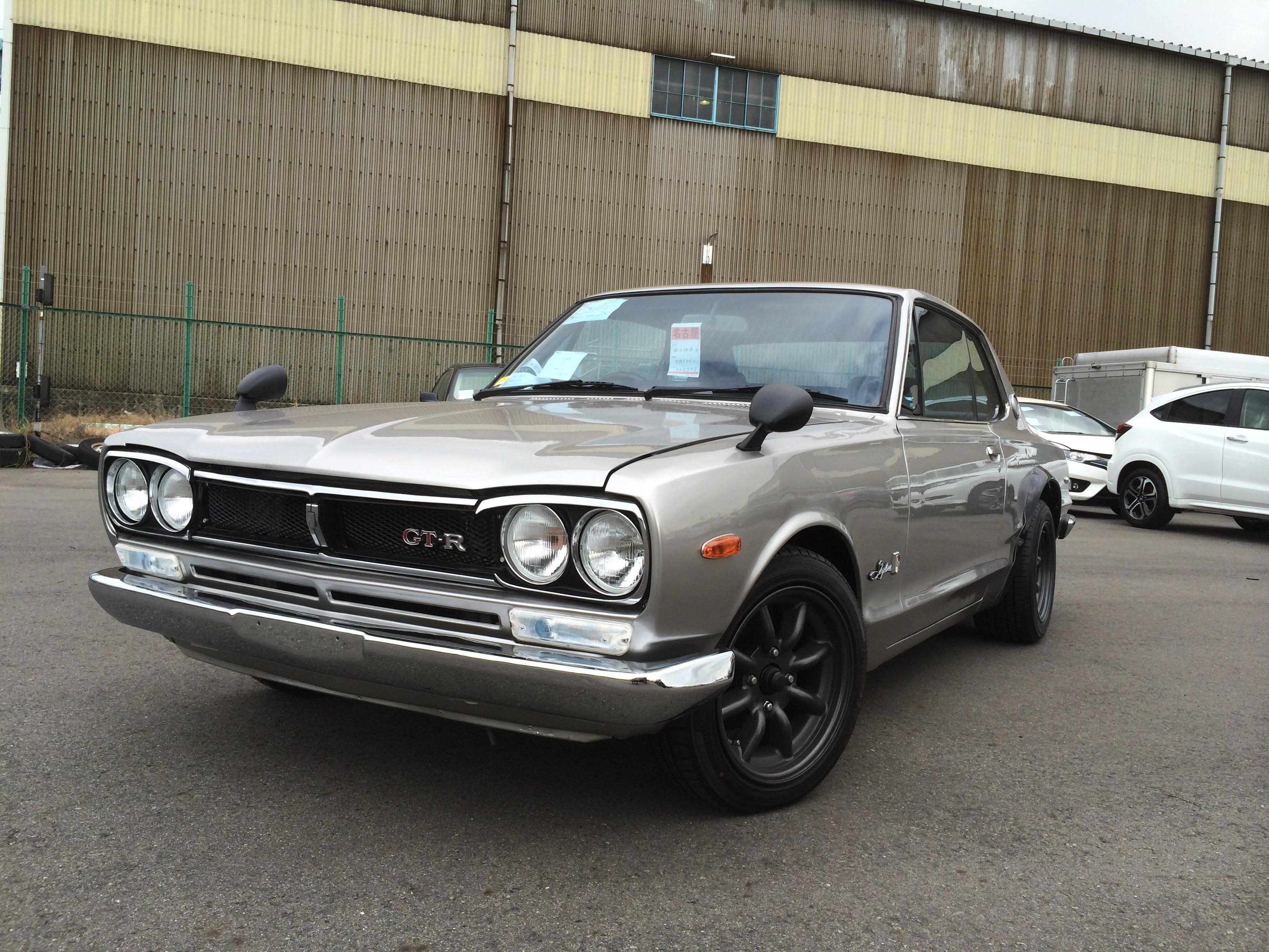 Nissan Skyline III (C10) 1968 - 1972 Coupe #3