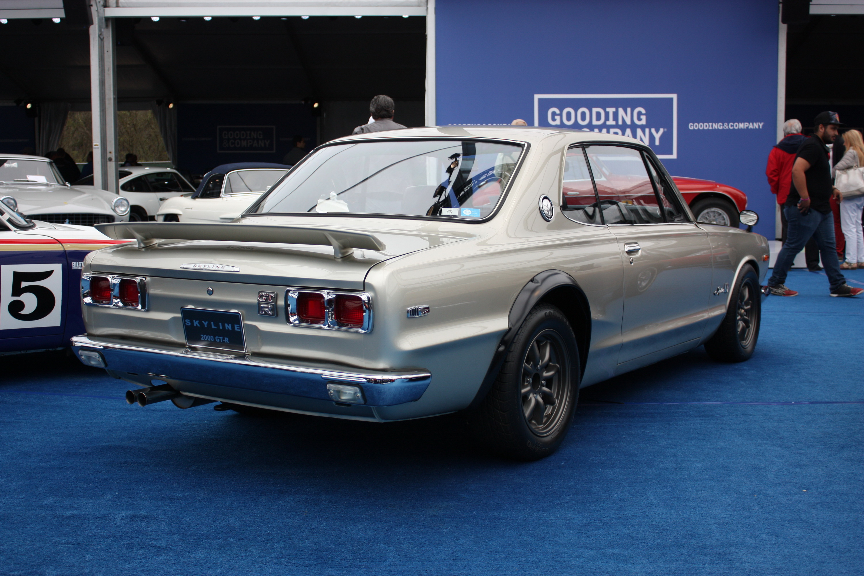 Nissan Skyline III (C10) 1968 - 1972 Coupe #5
