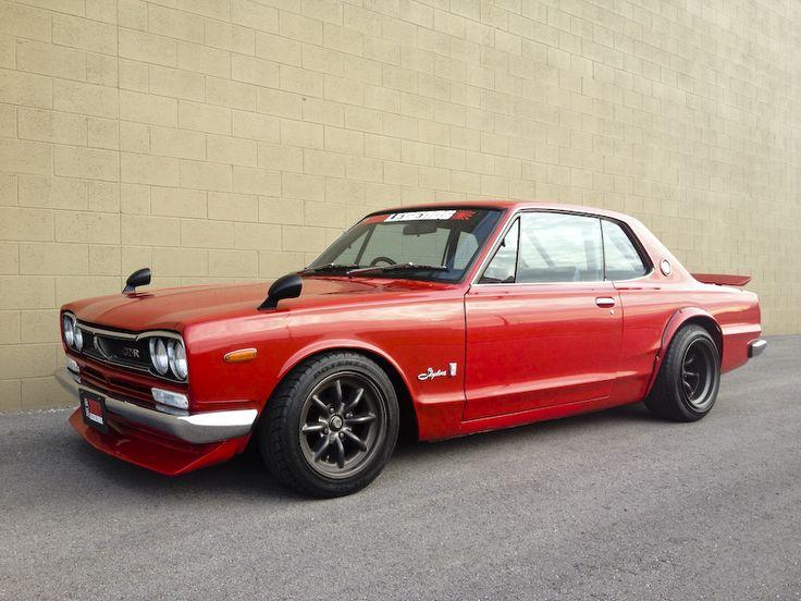 Nissan Skyline III (C10) 1968 - 1972 Coupe #8