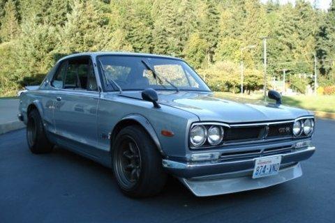Nissan Skyline III (C10) 1968 - 1972 Coupe #7