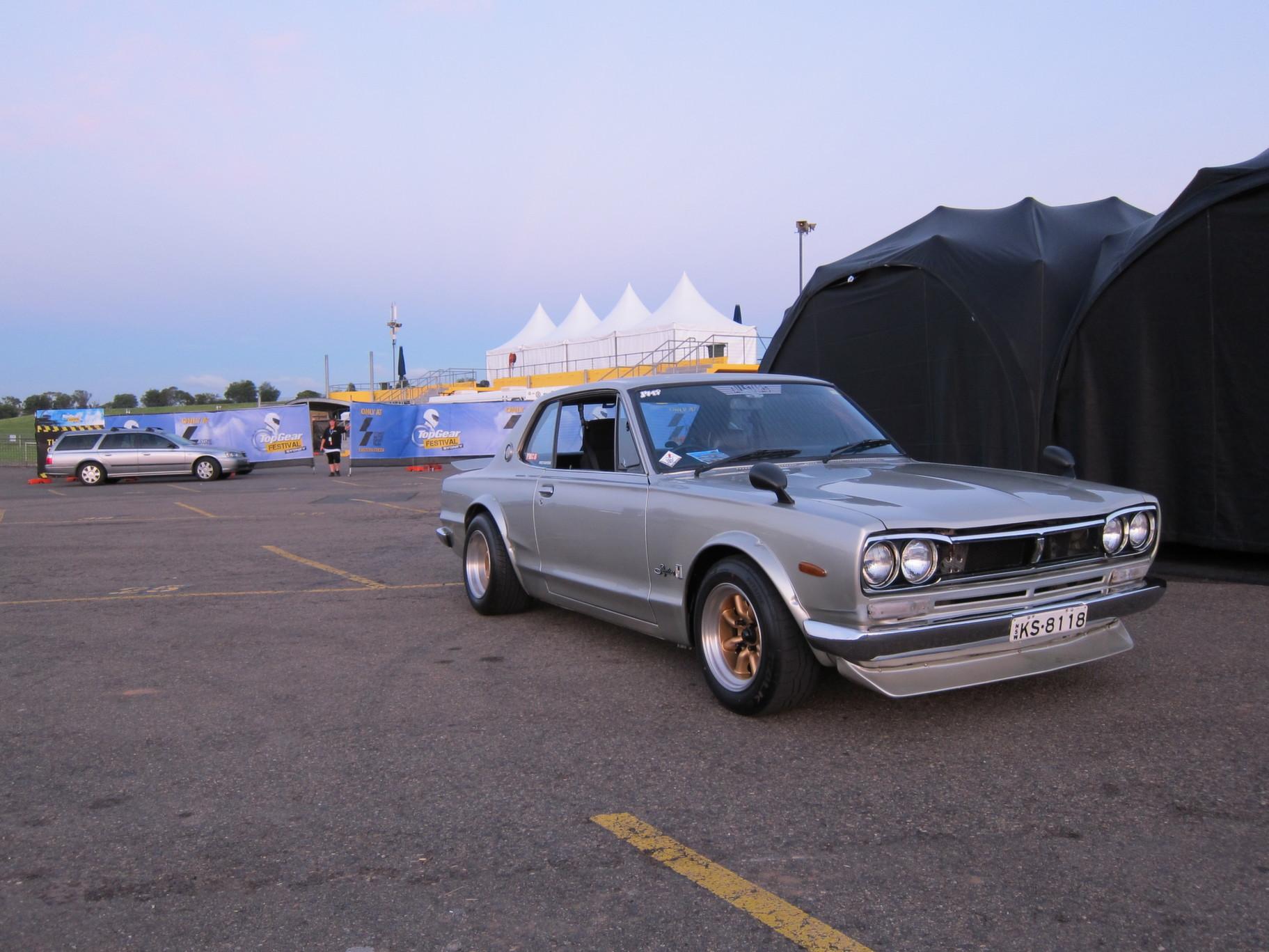Nissan Skyline III (C10) 1968 - 1972 Coupe #2