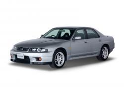 Nissan Skyline IX (R33) 1993 - 1998 Coupe #6