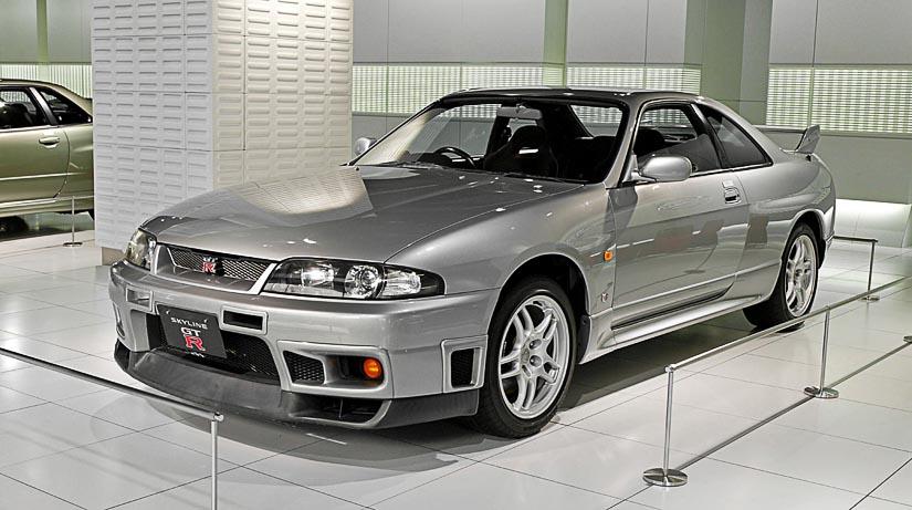 Nissan Skyline IX (R33) 1993 - 1998 Sedan #7