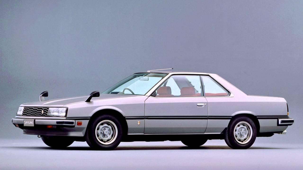 Nissan Skyline VI (R30) 1981 - 1985 Sedan #7