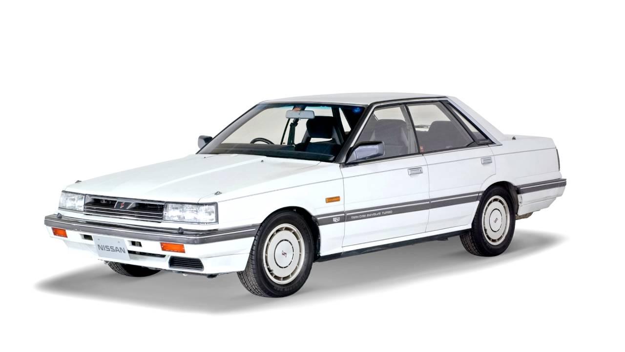 Nissan Skyline VI (R30) 1981 - 1985 Sedan #2