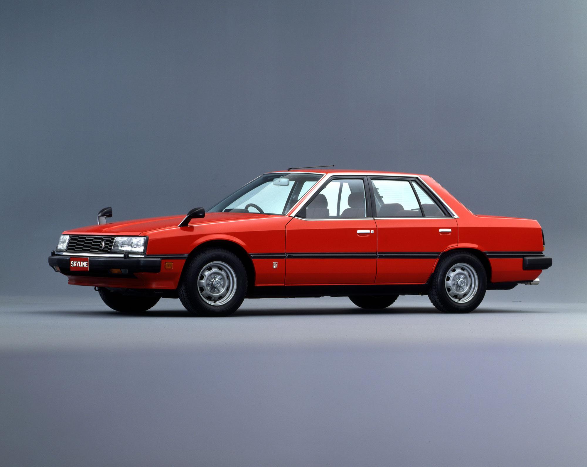 Nissan Skyline VI (R30) 1981 - 1985 Sedan #6