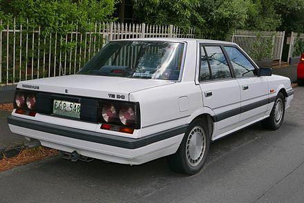 Nissan Skyline VII (R31) 1985 - 1989 Sedan #5