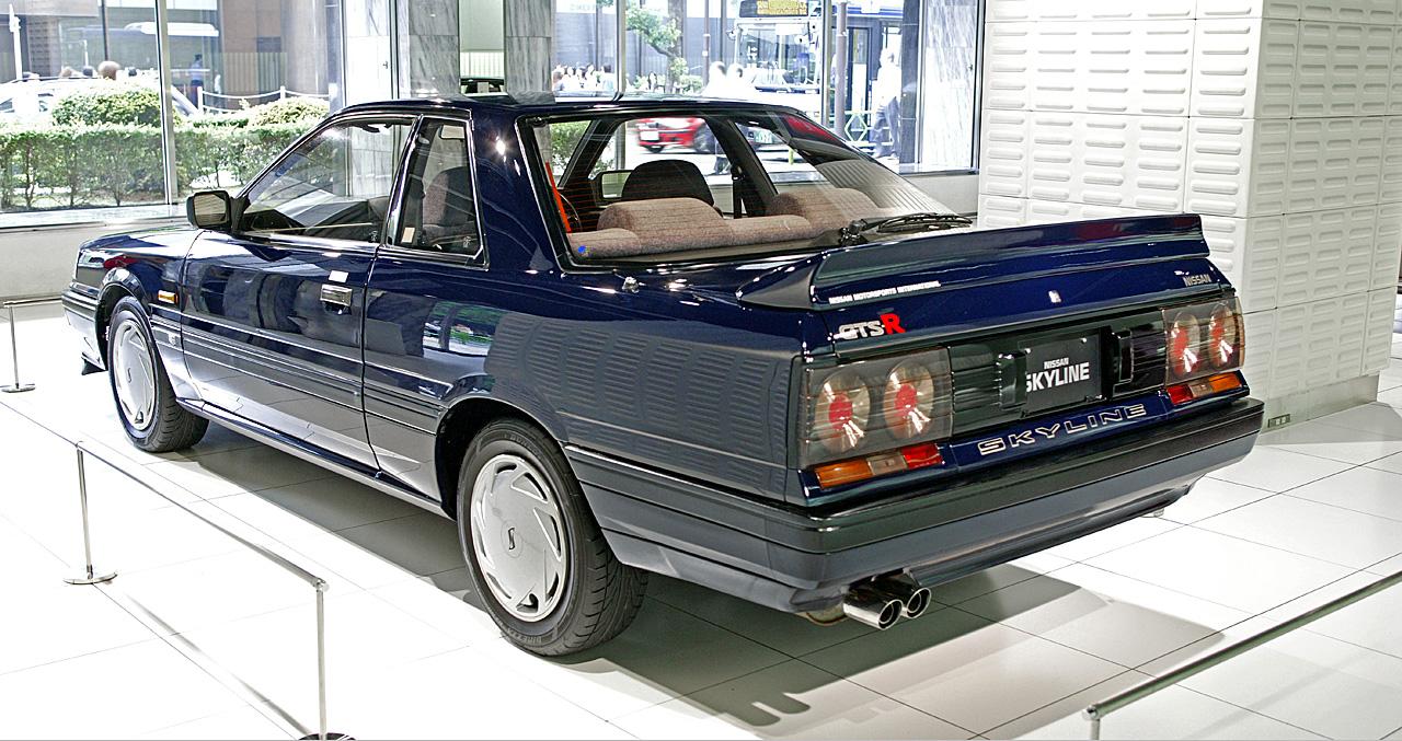 Nissan Skyline VII (R31) 1985 - 1989 Sedan #4