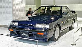 Nissan Skyline VII (R31) 1985 - 1989 Sedan #7