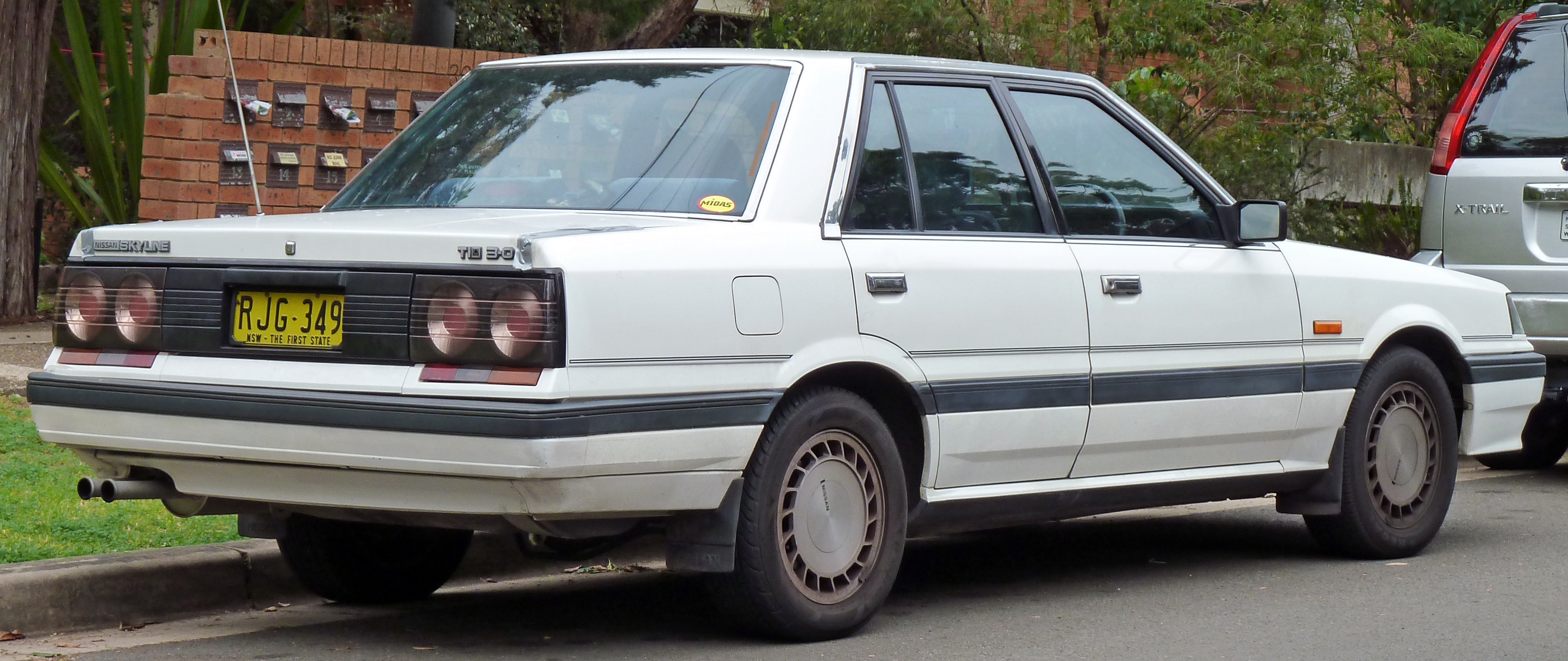 Nissan Skyline VII (R31) 1985 - 1989 Sedan #3