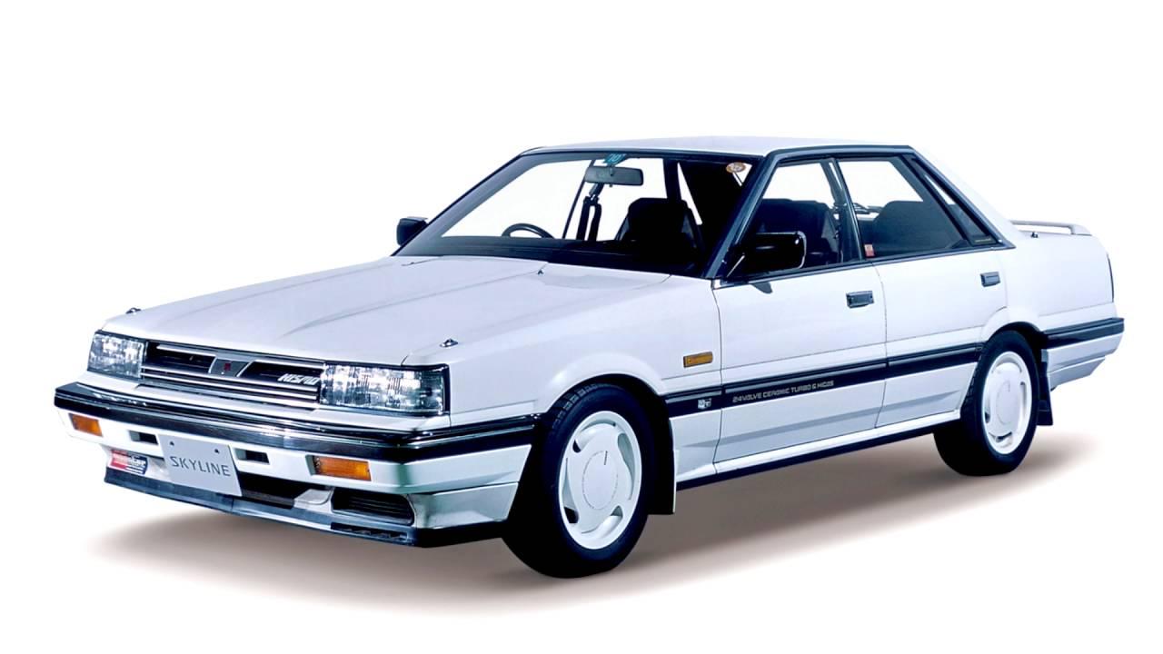 Nissan Skyline VII (R31) 1985 - 1989 Sedan #6