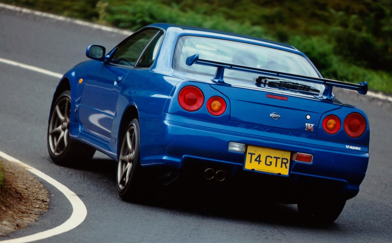 Nissan Skyline X (R34) 1998 - 2002 Coupe #4