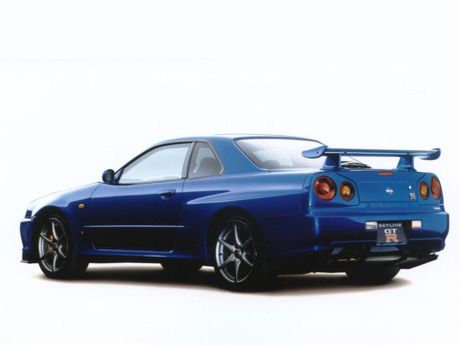 Nissan Skyline X (R34) 1998 - 2002 Sedan #2