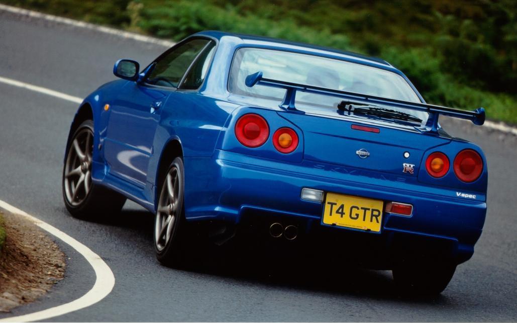 Nissan Skyline X (R34) 1998 - 2002 Coupe #3