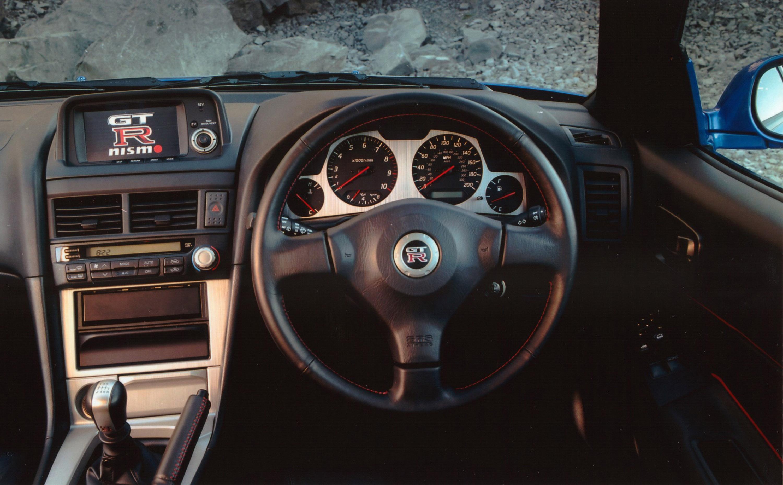 Nissan Skyline X (R34) 1998 - 2002 Coupe #5